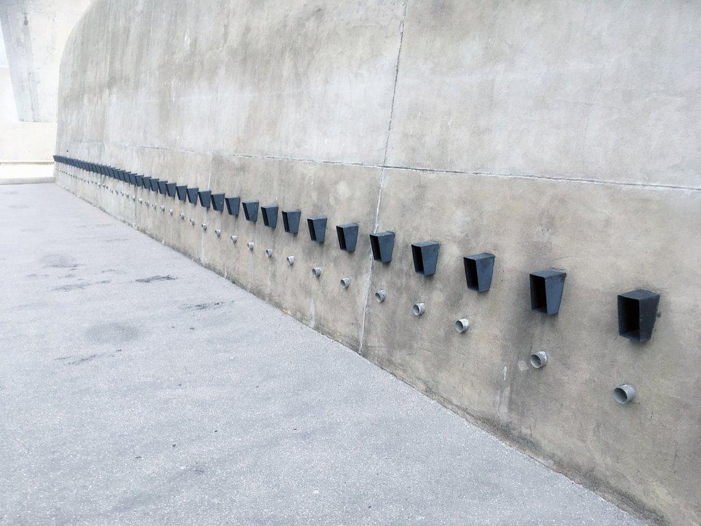 les beautés du beton